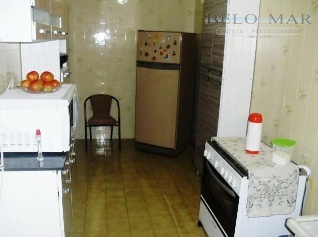 apartamento à venda, vila caiçara, praia grande. aceita financiamento bancário. - codigo: ap0057 - ap0057