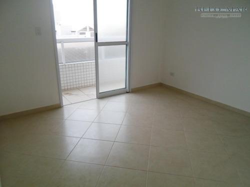 apartamento  à venda, vila caiçara, praia grande. - codigo: ap0171 - ap0171