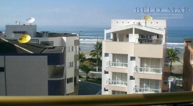 apartamento à venda, vila caiçara, praia grande. - codigo: ap0418 - ap0418