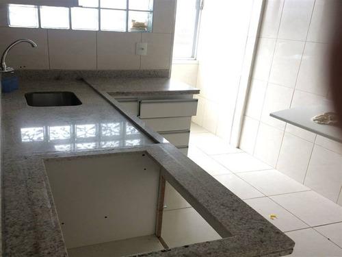 apartamento - venda - vila caicara - praia grande - jrg404