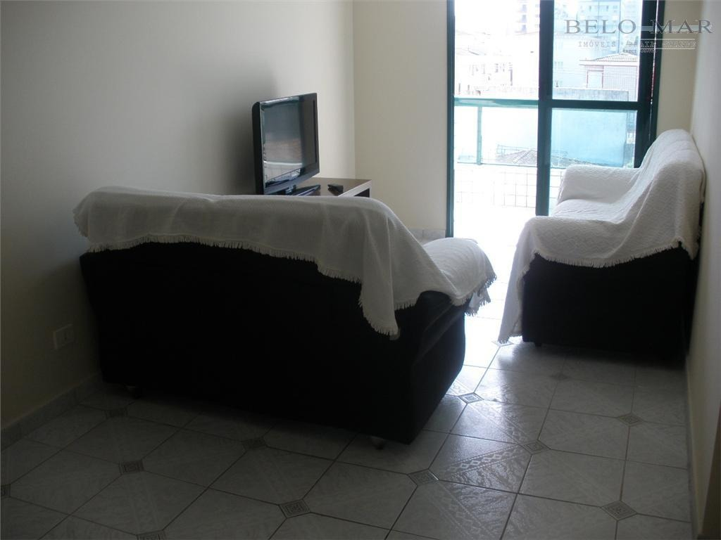 apartamento à venda, vila guilhermina, praia grande. - codigo: ap0091 - ap0091
