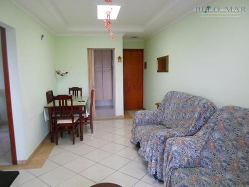 apartamento à venda, vila guilhermina, praia grande. - codigo: ap0472 - ap0472