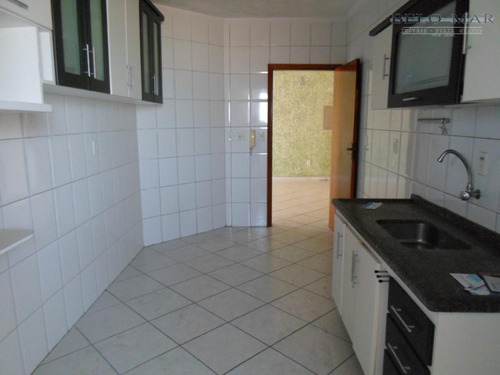 apartamento à venda, vila guilhermina, praia grande. - codigo: ap0507 - ap0507