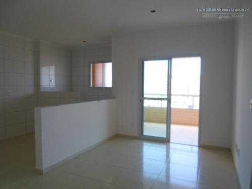 apartamento  à venda, vila guilhermina, praia grande. - codigo: ap0551 - ap0551