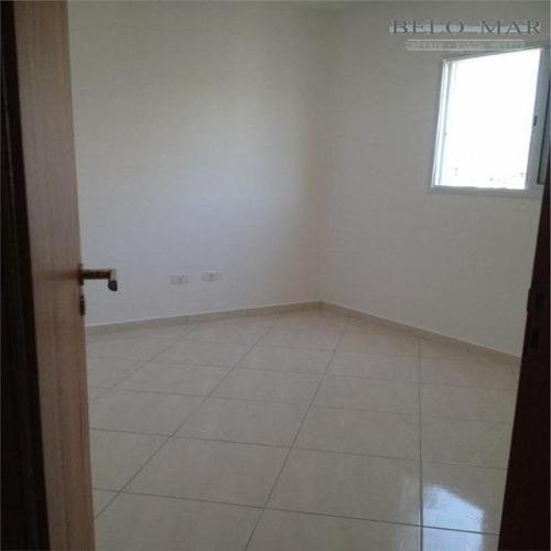 apartamento à venda, vila guilhermina, praia grande. - codigo: ap0598 - ap0598