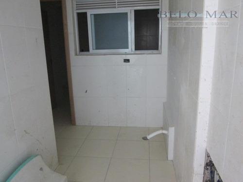 apartamento à venda, vila guilhermina, praia grande. - codigo: ap0600 - ap0600