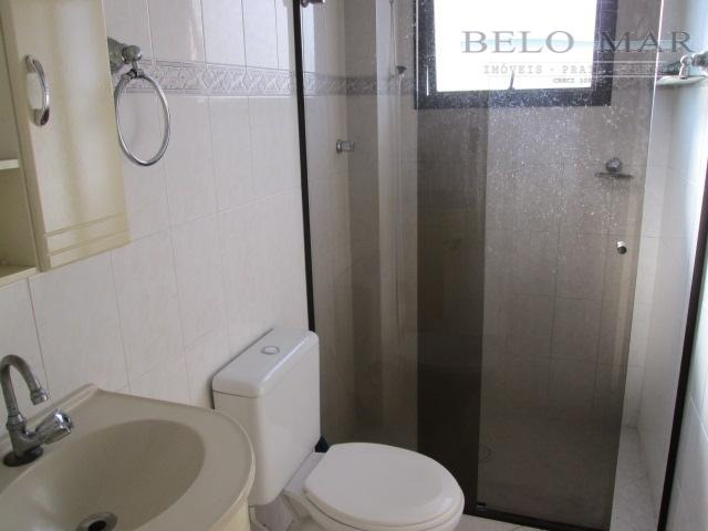 apartamento à venda, vila guilhermina, praia grande. - codigo: ap0689 - ap0689