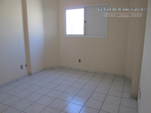 apartamento à venda, vila guilhermina, praia grande. - codigo: ap0952 - ap0952