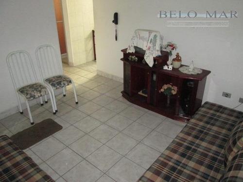 apartamento à venda, vila guilhermina, praia grande. - codigo: ap0957 - ap0957