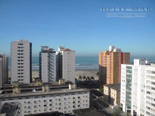 apartamento à venda, vila guilhermina, praia grande. - codigo: ap0970 - ap0970