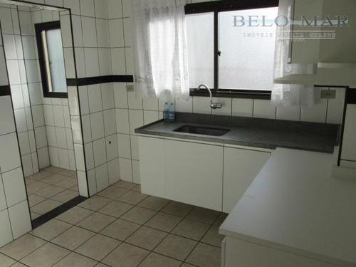 apartamento à venda, vila guilhermina, praia grande. - codigo: ap0994 - ap0994