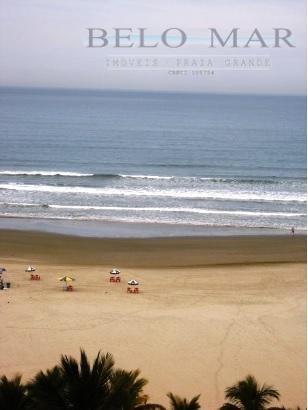 apartamento à venda, vila guilhermina, praia grande. frente mar - codigo: ap0035 - ap0035