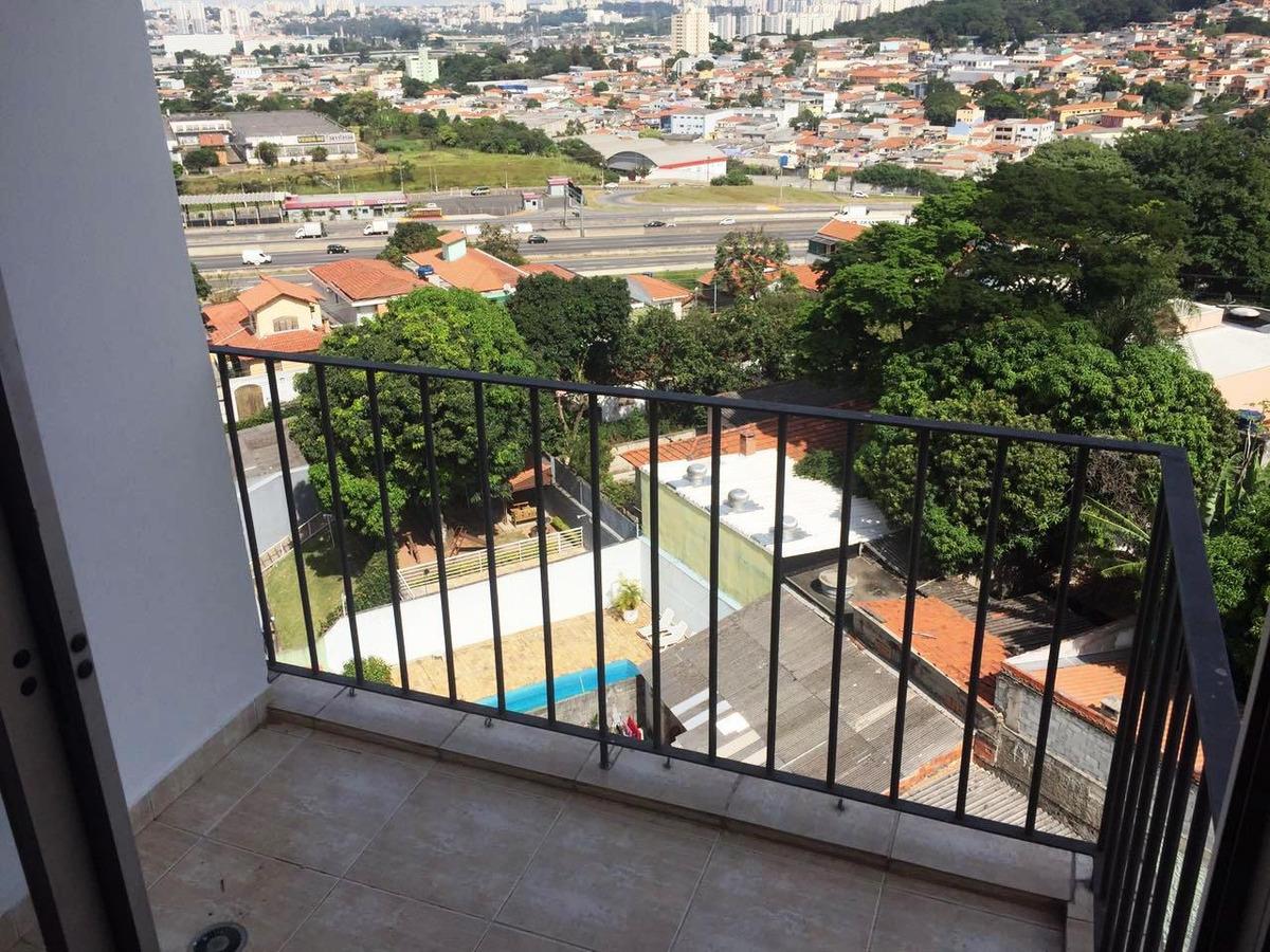 apartamento à venda vila mangalot na rua rubens araujo -9771
