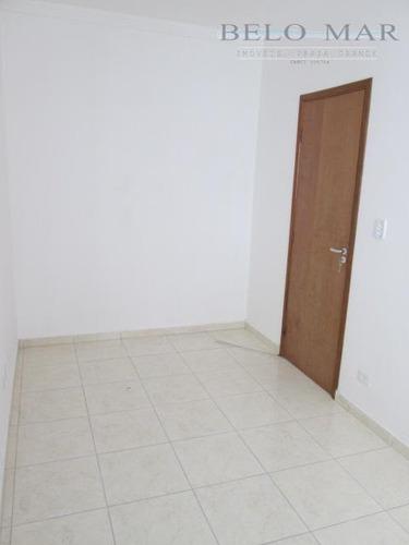 apartamento à venda, vila mirim, praia grande. - codigo: ap0677 - ap0677
