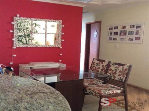 apartamento - venda - vila pires - santo andré - act2479