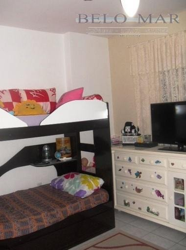 apartamento à venda, vila tupi, praia grande. - codigo: ap0054 - ap0054