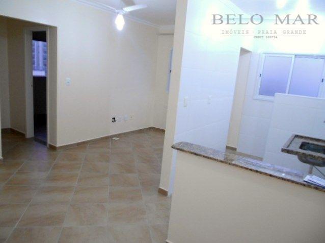 apartamento à venda, vila tupi, praia grande. - codigo: ap0306 - ap0306