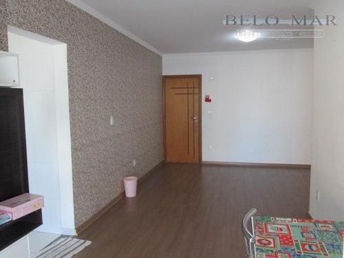 apartamento à venda, vila tupi, praia grande. - codigo: ap0312 - ap0312