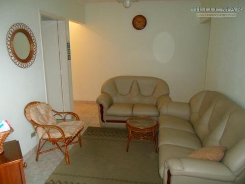 apartamento à venda, vila tupi, praia grande. - codigo: ap0468 - ap0468