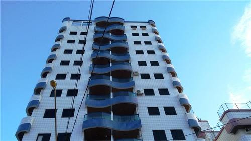 apartamento à venda,2 dormitórios com suíte, cidade ocian, praia grande. - ap1029