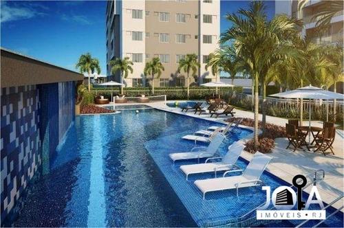 apartamento vent residencial - 2 quartos - 207