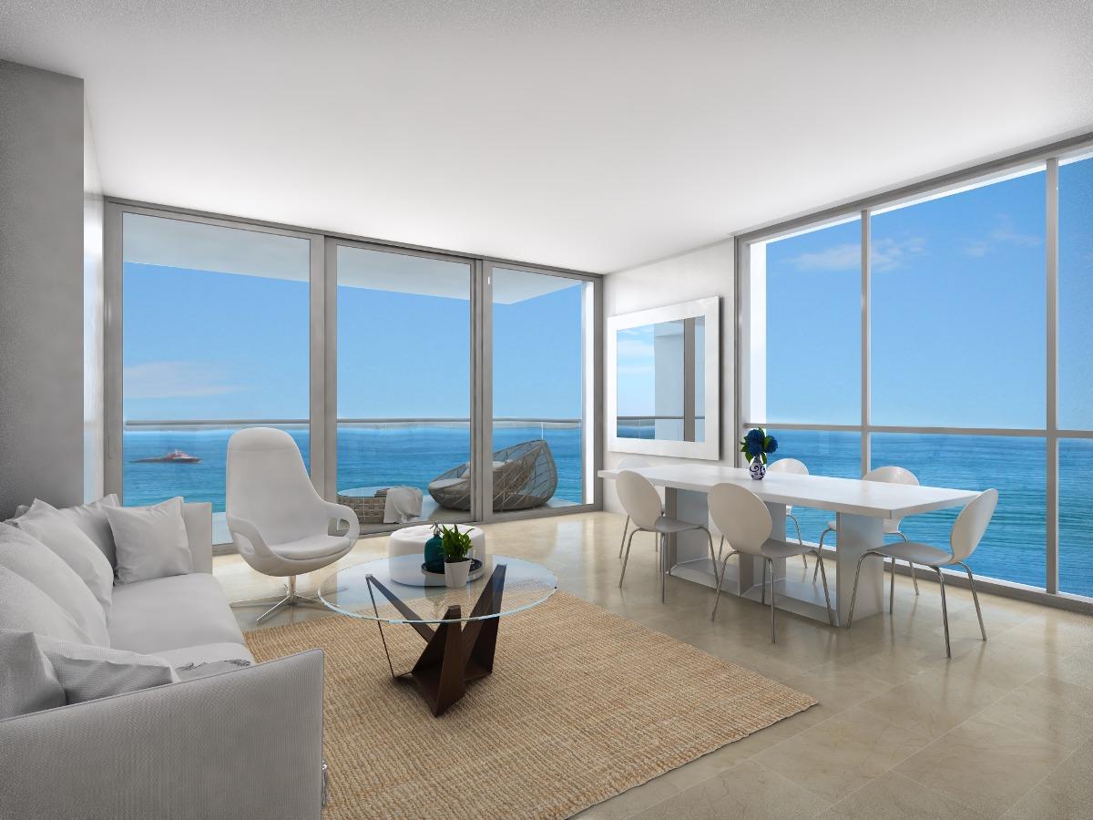 apartamento venta 76m castillogrande frente al mar
