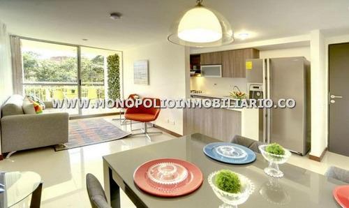 apartamento venta - alicate itagüi cod: 13109