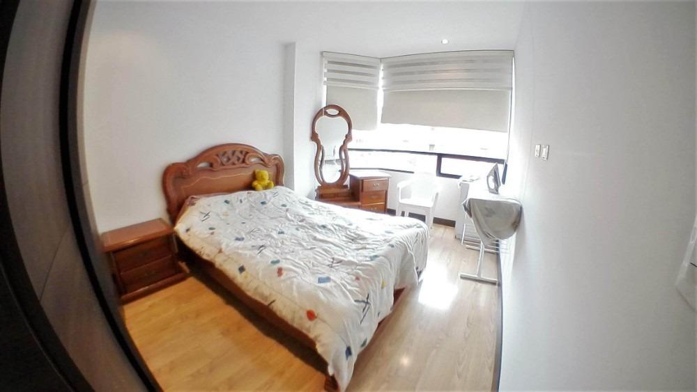apartamento  venta bogota sta barbara occidental 20-672 lq