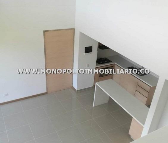 apartamento venta la doctora sabaneta cod: 15544