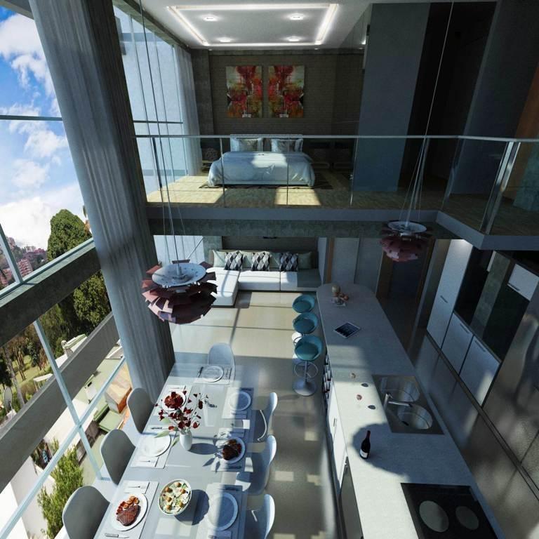 apartamento+venta+los naranjos de las mercedes .19-6068.***