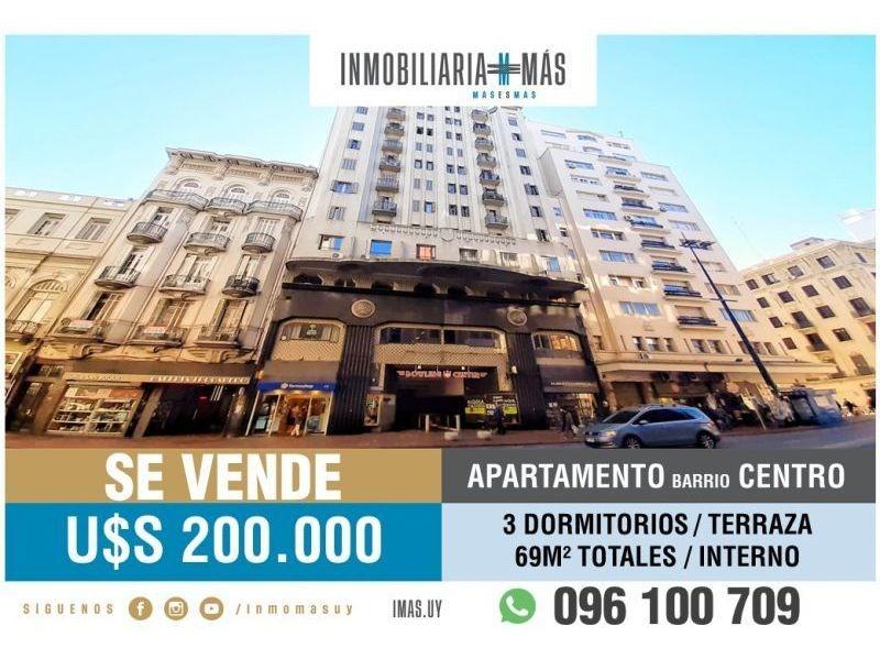 apartamento venta montevideo centro imas.uy a #