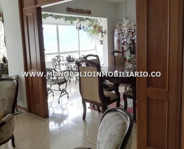 apartamento venta san lucas el poblado cod: 15073