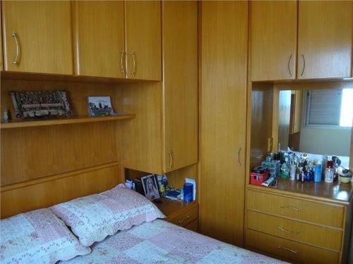 apartamento veredas do carmo cidade líder - 3 dorm. 1 vaga