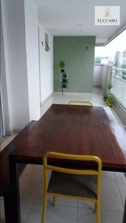 apartamento via jardins do bosque - ap9797