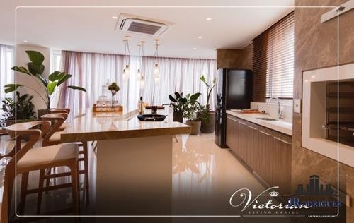 apartamento - victorian living desire - skydrive - 04 suítes