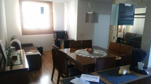 apartamento vila alpina 1 suítes 3 dormitórios 2 banheiros 1 vagas 60 m2 - 2271