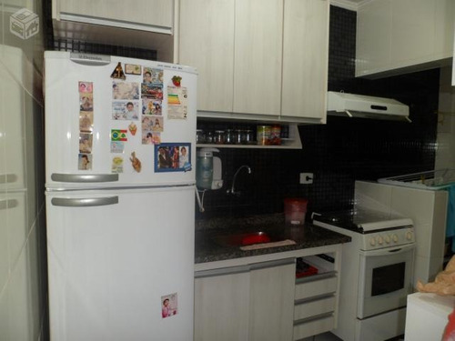 apartamento vila alpina 2 dormitórios 1 banheiros 1 vagas - 1277