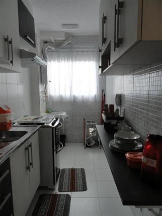 apartamento vila alpina 2 dormitórios 1 banheiros 1 vagas 44 m2 - 1720