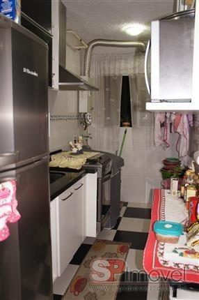 apartamento vila alpina 2 dormitórios 1 banheiros 1 vagas 44 m2 - 2623