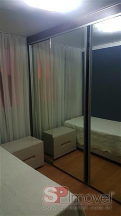 apartamento vila alpina 2 dormitórios 1 banheiros 1 vagas 47 m2 - 2325