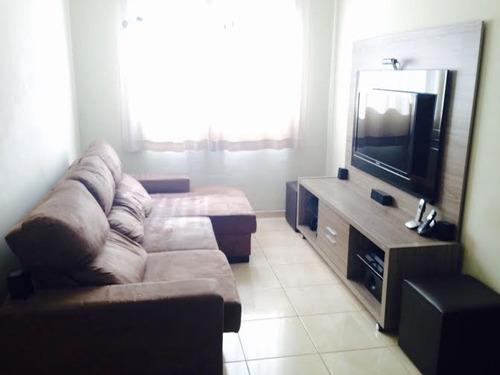 apartamento vila alpina 3 dormitórios 1 banheiros 1 vagas 64 m2 - 2162