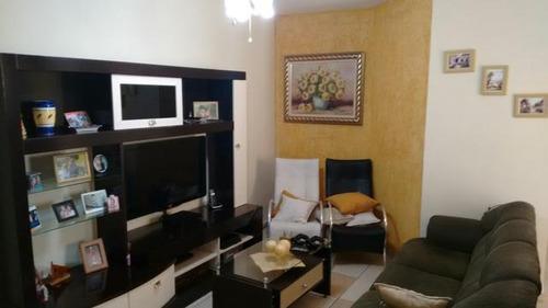 apartamento vila alpina 3 dormitórios 1 banheiros 1 vagas 72 m2 - 2098