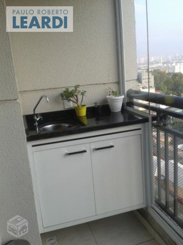 apartamento vila alpina - são paulo - ref: 451824