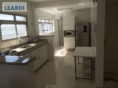 apartamento vila alzira - guarujá - ref: 500483