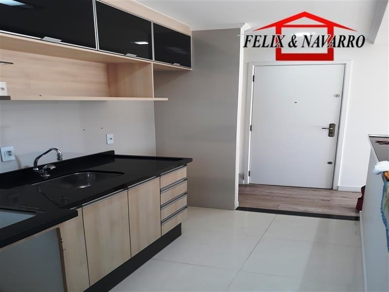 apartamento - vila amália - 1137