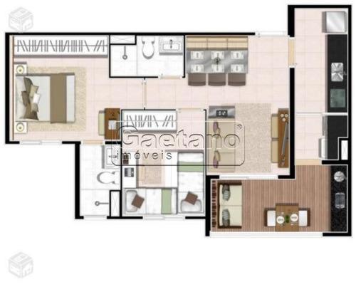 apartamento - vila antonieta - ref: 17478 - v-17478