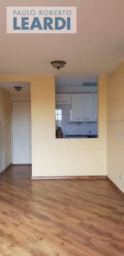 apartamento vila araguaia - são paulo - ref: 554752