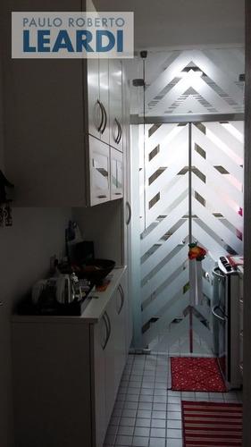 apartamento vila baeta neves - são bernardo do campo - ref: 549156