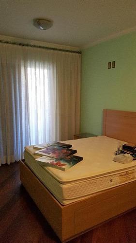 apartamento vila bastos semi mobiliado- alto padrao - 1136