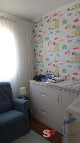 apartamento vila bela 2 dormitórios 1 banheiros 1 vagas 52 m2 - 2752